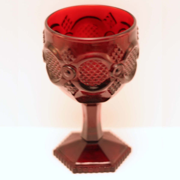 CAPE COD 1876 COLLECTION By Avon Water Goblet