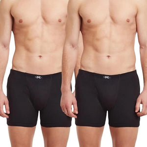 Body x Boxer Trunk Men Solid (2pcs pack)- BX19T - HARSHU FASHION