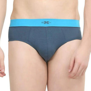 Body x Brief Men Plain-BX07B - HARSHU FASHION