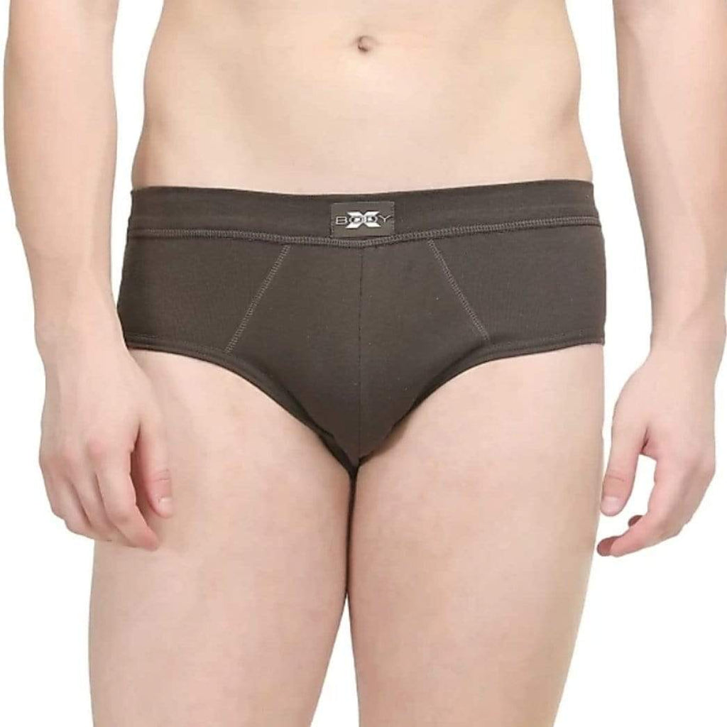 Body x Brief Men Solid-BX14B - HARSHU FASHION