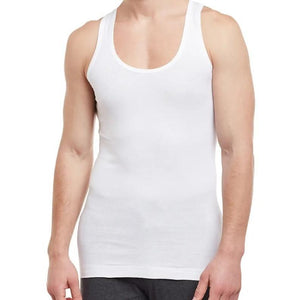 Body x Men Rib Vest - BX207 - HARSHU FASHION