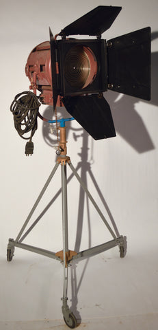 Mole Richardson 2K Fresnel Studio Light