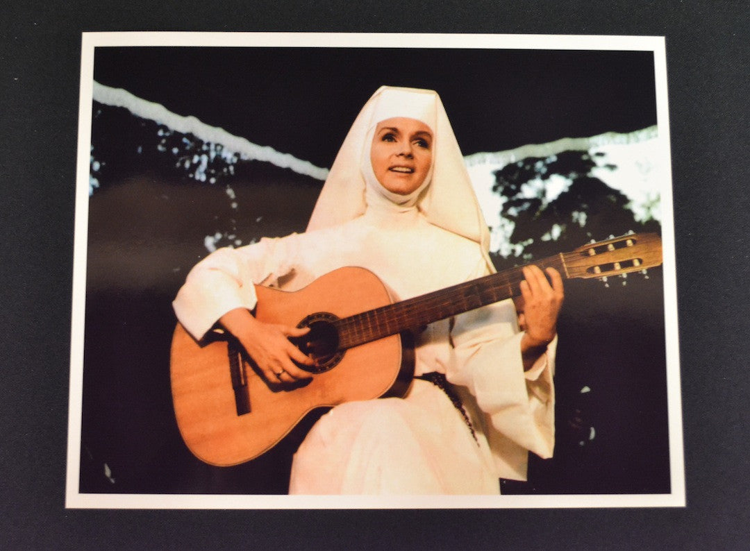 The Singing Nun 8 x 10