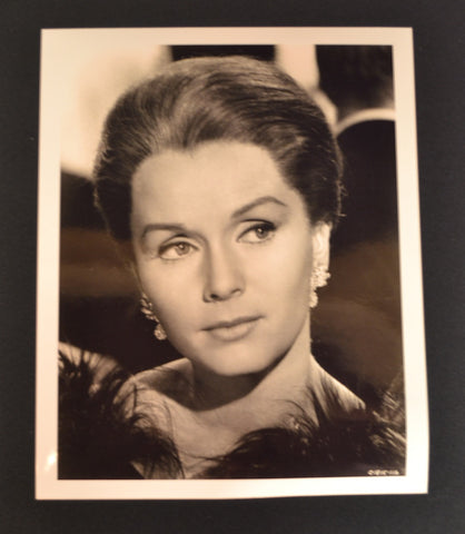 "Debbie Reynolds 8 x 10 From ""The Unsinkable Molly Brown"""