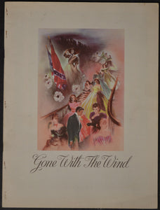Gone With The Wind (booklet)
