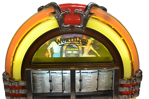 Carrie Fisher's Personally Owned Wurlitzer Jukebox