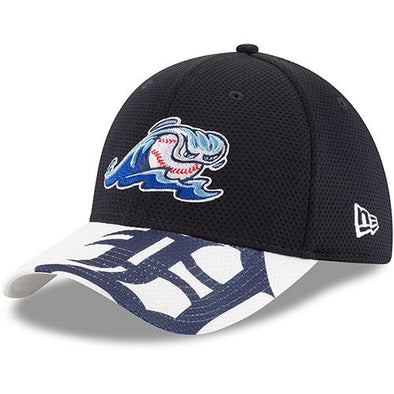 West Michigan Whitecaps Logo Duel Cap