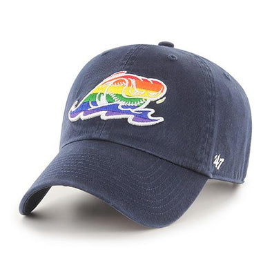 West Michigan Whitecaps Pride Clean Up Cap