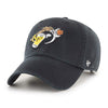 West Michigan Whitecaps Beer City Bung Hammers Black Clean Up Cap