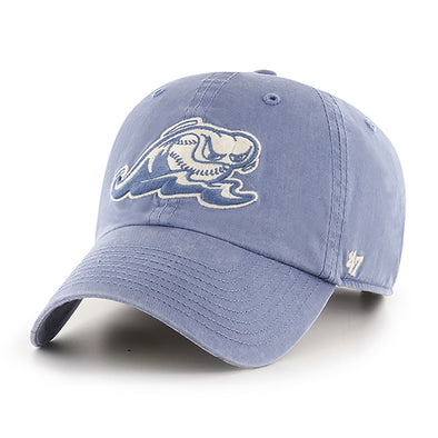 West Michigan Whitecaps Hudson Clean Up Cap