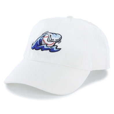West Michigan Whitecaps 47 White Clean Up Cap