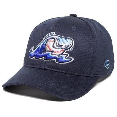 West Michigan Whitecaps Youth Replica Home Infielder Plus Cap
