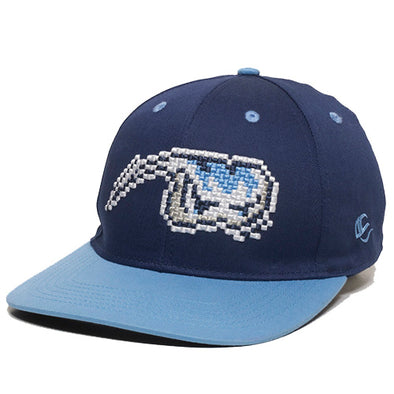 West Michigan Whitecaps Youth 8-Bit Cap