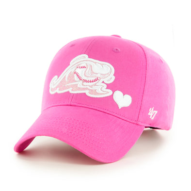 West Michigan Whitecaps Girls Sugar Sweet Cap