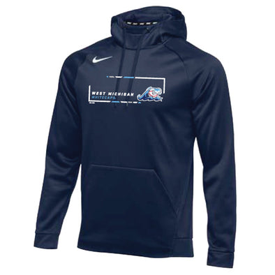 West Michigan Whitecaps Nike Team Therma Hoodie