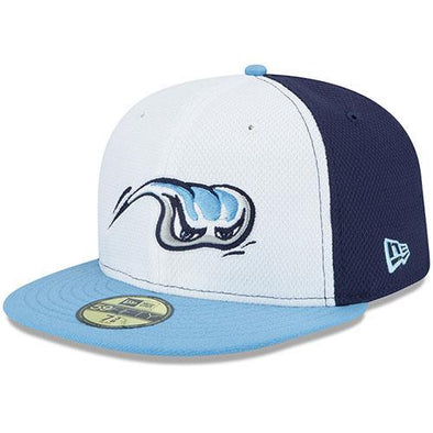 West Michigan Whitecaps Official Alternate Fitted Cap