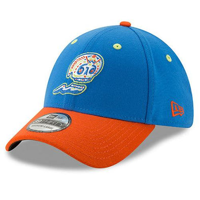 Calaveras de West Michigan 3930 Stretch-Fit Cap