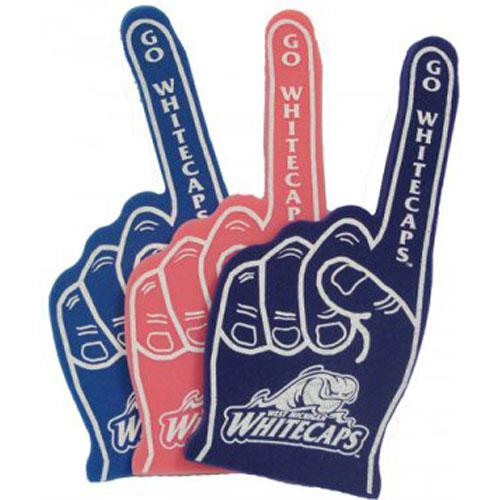 West Michigan Whitecaps Foam Finger