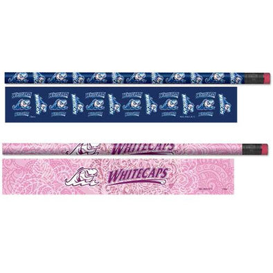 West Michigan Whitecaps Pencil