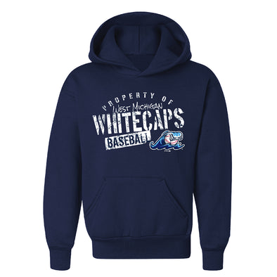 "West Michigan Whitecaps ""Tooth"" Property Of Youth Hoodie"