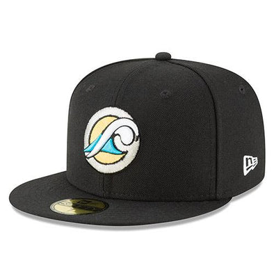 West Michigan Whitecaps Throwback Fitted Cap