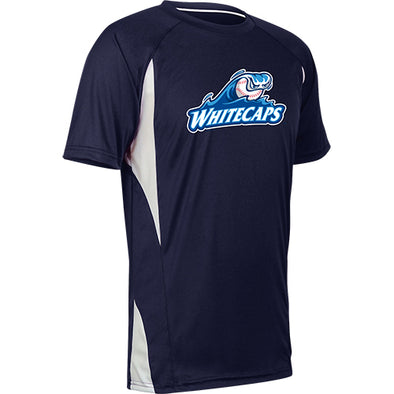 West Michigan Whitecaps Team Top Spin Jersey-CUSTOM ORDER