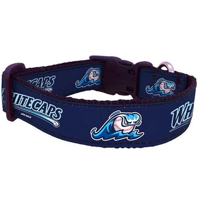 West Michigan Whitecaps Dog Collar