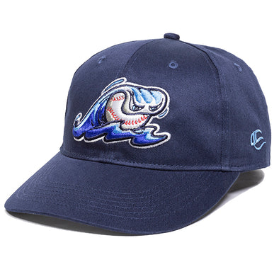 West Michigan Whitecaps Youth Cotton Replica Home Cap