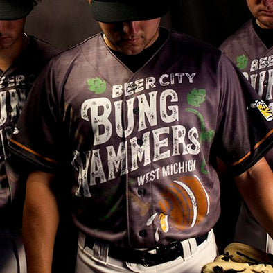 Beer City Bung Hammers Jersey