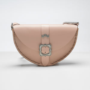 ''Shallow'' shoulder bag