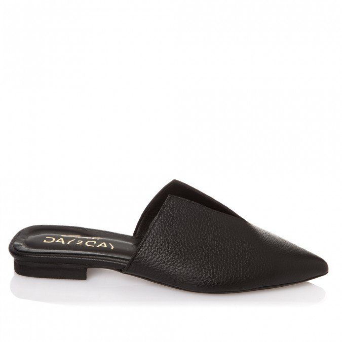 Sante Day2Day Flats Black
