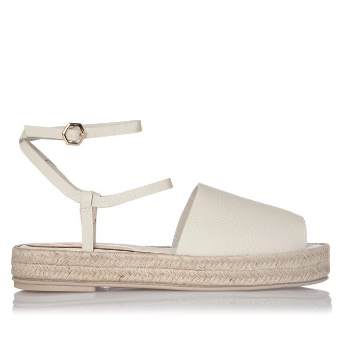 Sante Day2Day Espadrilles Off-white