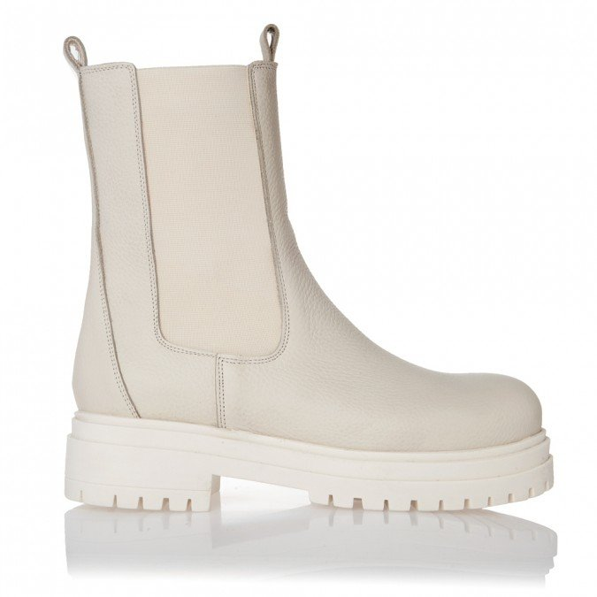 SANTE DAY2DAY BOOTIES white