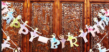 10pcs/set  Ballet Dancer Banner