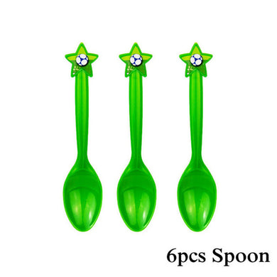 Football Birthday Party Spoons