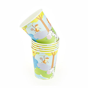 6PCS Party Animals Cup