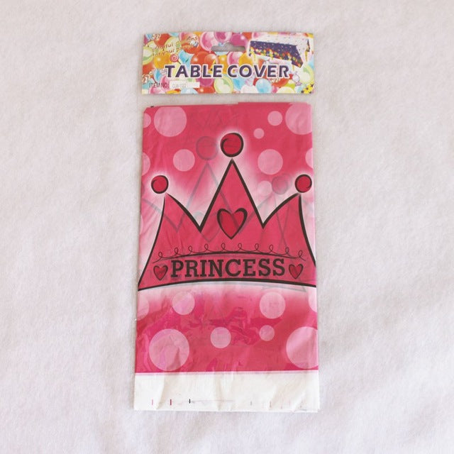 Princess Table Cover