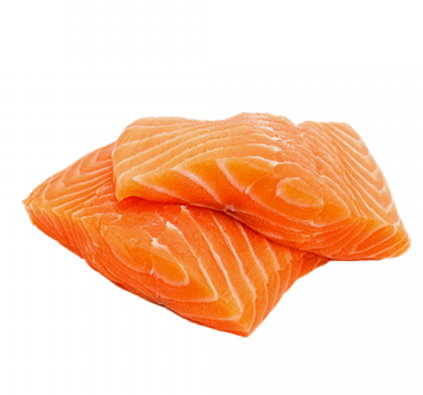 SALMON FILETE FRESCO 250 GR