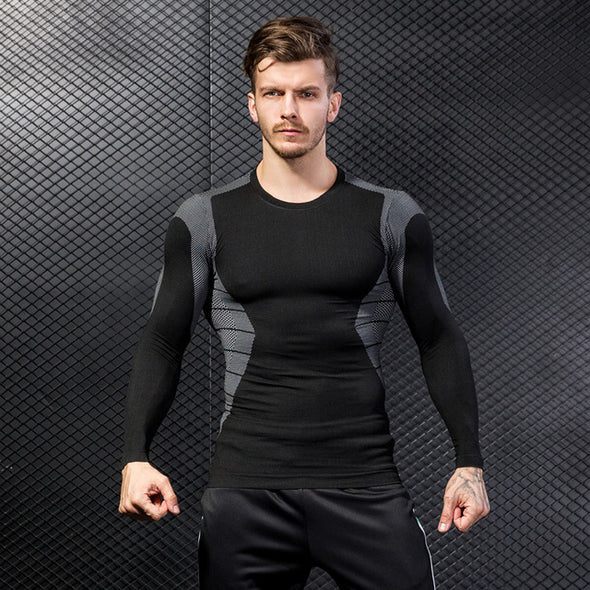 Compression Breathable Long Sleeves