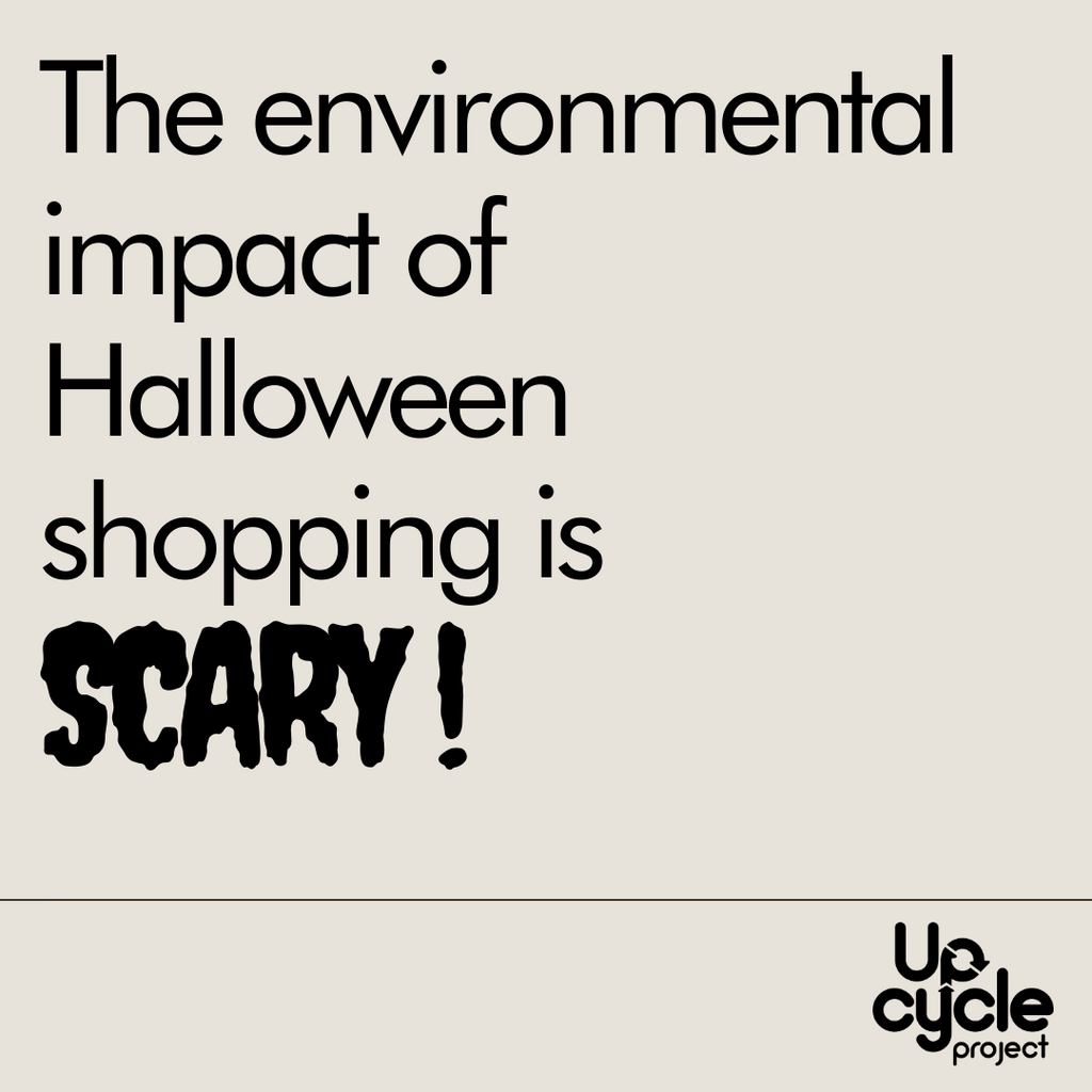 The Environmental Impact of Halloween Shopping is SCARY!