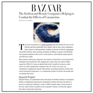 The Fashion and Beauty Companies Helping to Combat the Effects of Coronavirus | Harper's Bazaar