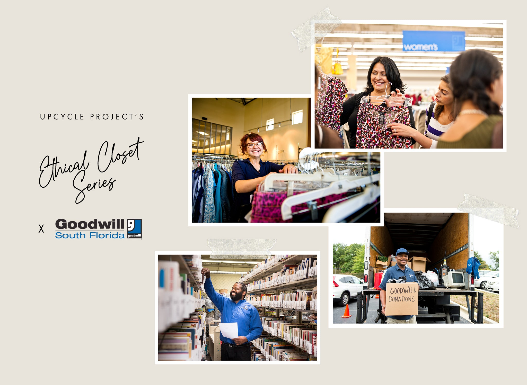 Ethical Closet Series Upcycle Project Goodwill Sustainable Fashion