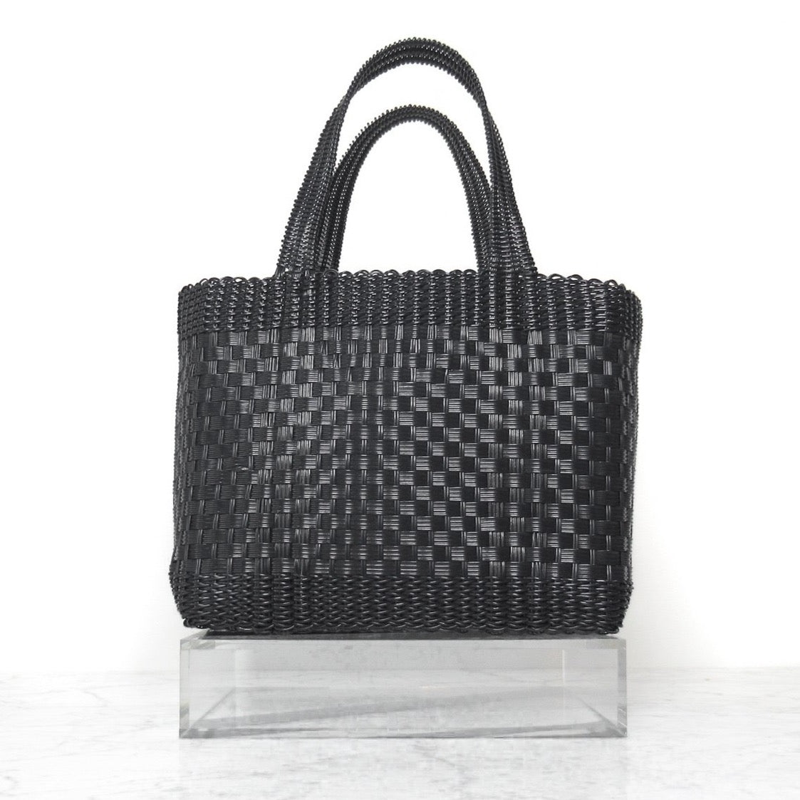 Jet Black Day-to-Day Tote