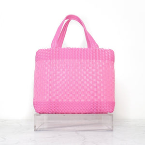 Bubble Gum Pink Day-to-Day Tote