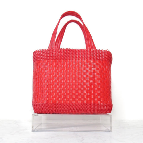 Big Apple Red Day-to-Day Tote