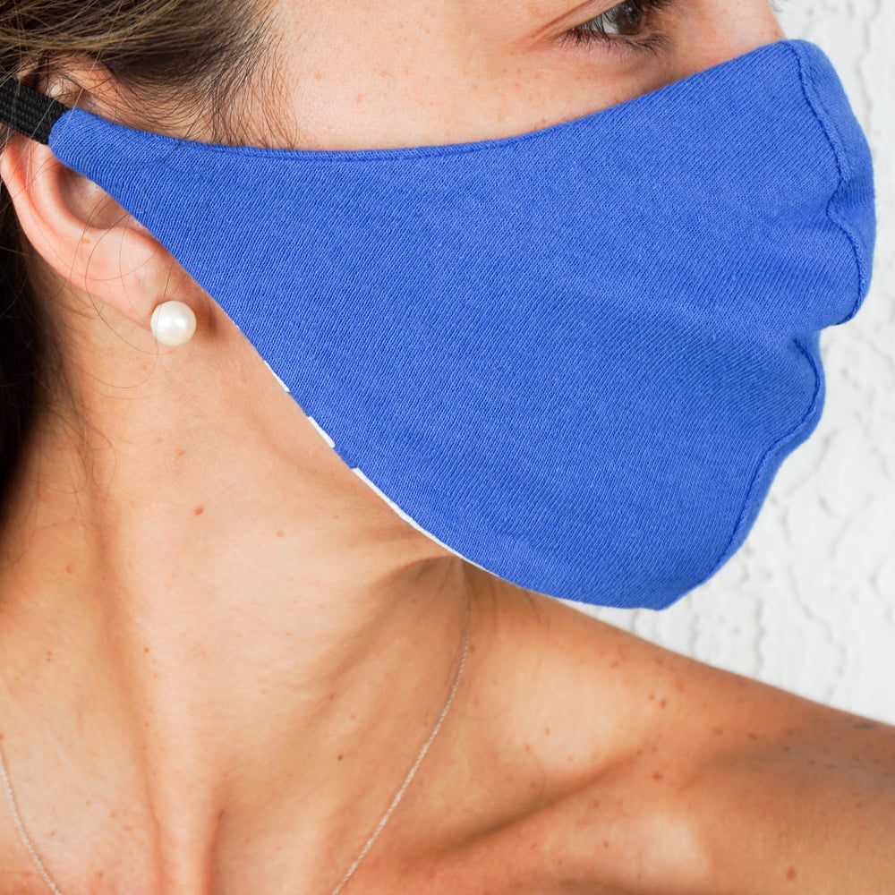 The Upcycle Project Foundation COVID-19 Reusable Face Masks Cover Painless Ears