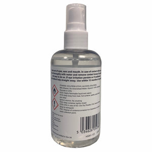 HS001-125 Hand Sanitiser Liquid (125ml)