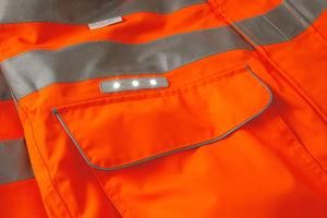 ACT650 PULSAR® Rail Spec Active LED Storm Coat