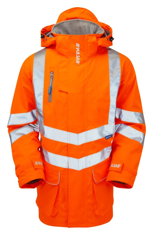 PR499 PULSAR® Rail Spec Unlined Storm Coat