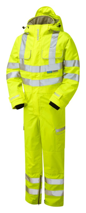 P522 PULSAR® Unlined Coverall